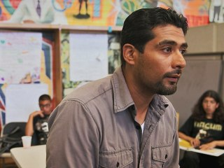 Dropout? More like 'pushout,' since we fail our kids, Latino educator Victor Rios says