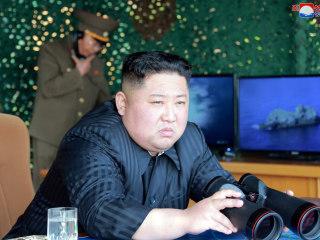 Satellite photos show work on North Korean site linked to long-range missiles