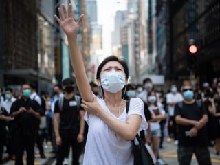 In 2019, protesters took to the streets around the world to demand change