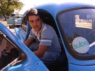 Cuban ride-hailing app creators tout benefits for U.S. travelers amid new travel ban