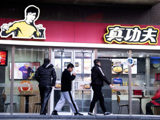 Bruce Lee's daughter sues Chinese fast-food chain for using late kung fu master's image