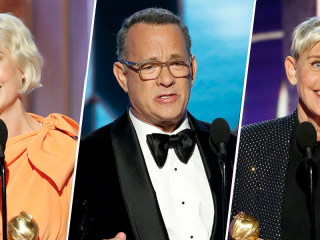 Golden Globes 2020: The top moments from the ceremony