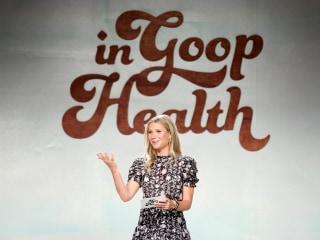 Gwyneth Paltrow's Goop show brings dubious health claims to Netflix