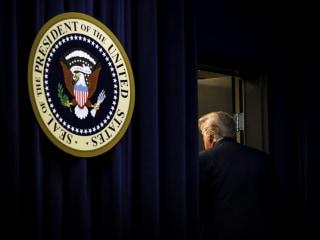 Trump's big risk on Iran showdown