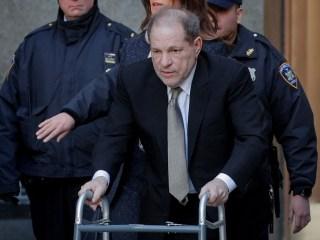 Harvey Weinstein's attorneys want judge off rape case over texting jabs
