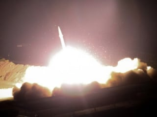 Misinformation swirls online after Iran's missile attack on U.S. targets in Iraq