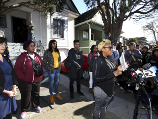 Homeless moms evicted from Oakland home allowed to return following backlash