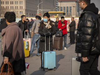 China reports second death from mystery coronavirus