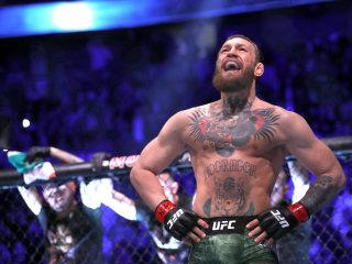 Conor McGregor KOs Donald Cerrone in just 40 seconds as he returns to UFC