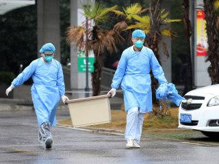 Human-to-human coronavirus transmission confirmed in China