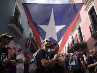 In Puerto Rico, demonstrators demand governor's resignation