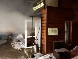 Five killed by boiling water after pipe bursts at Russian hotel