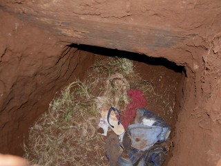 Dozens flee from Paraguay prison after digging tunnel