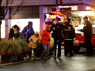 1 dead, 7 injured in downtown Seattle shooting