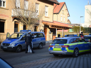Multiple dead after shooting in southern Germany, police say