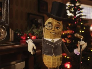 Mr. Peanut's fiery end turns into social gold for Planters