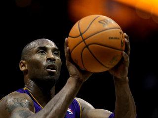 Kobe Bryant's legendary basketball career in photos