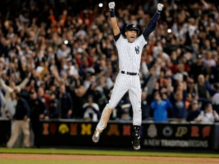 New York Yankees great Derek Jeter elected to Hall of Fame, one vote short of unanimously