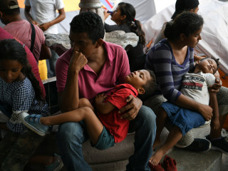One year into 'Remain in Mexico' policy, migrants confront danger and instability