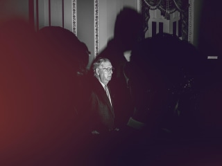 Bolton pits Trump against Senate GOP's majority