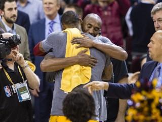 LeBron James posts on Kobe Bryant: 'I'm Not Ready but here I go'