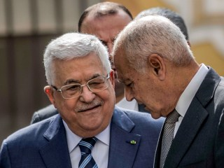 Palestinian President Mahmoud Abbas threatens to cut security ties over U.S. Mideast plan