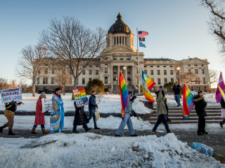 South Dakota's trans health bill is effectively dead, opponents say