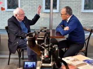 Bernie Sanders laments billionaires like Bloomberg 'buying' elections