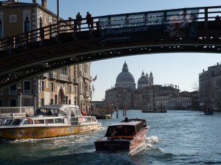 As sea levels rise, Venice fights to stay above the waterline