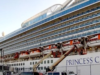 Diamond Princess cruise ship quarantined for COVID-19, another is hit with different illness