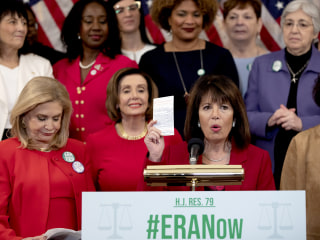 House passes resolution clearing path for Equal Rights Amendment