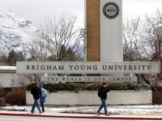 Mormon-owned BYU eases rules on 'homosexual behavior'