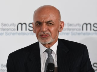 Afghan president Ashraf Ghani wins second term, election commission confirms