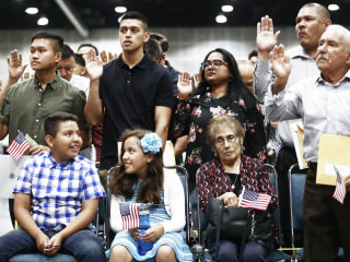 A record high: 1 in 10 eligible American voters are immigrants