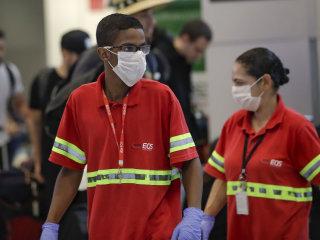 First coronavirus case in Latin America is confirmed in Brazil