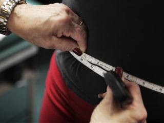 About 40 percent of U.S. adults are obese, government survey finds