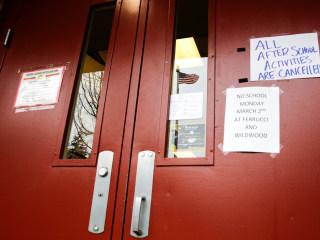 What do working parents do when coronavirus closes local schools?