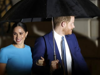 Prince Harry and Meghan say they won't seek security from U.S. government