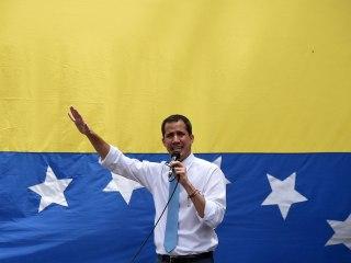 Venezuela opposition's Juan Guaidó calls for coalition government to fight coronavirus