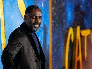 Idris Elba announces he tested positive for coronavirus, but says he's feeling fine