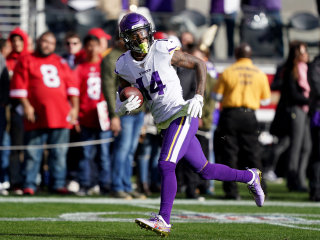 Bills reportedly acquire WR Stefon Diggs from Vikings in another blockbuster NFL trade