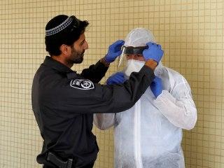 Israel uses counterterrorist technology to track coronavirus patients