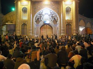 Hard-line Shiites storm Iran shrines closed over coronavirus