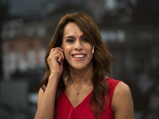 Argentine television gets its first transgender news anchor