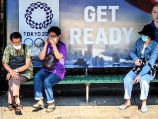 Coronavirus may force Olympics to be postponed, Japan's Abe says