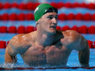 Olympic gold medal swimmer Cameron van der Burgh battling coronavirus