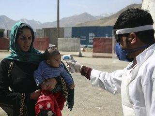 U.S. shames Afghan leaders' obstinance as pandemic looms