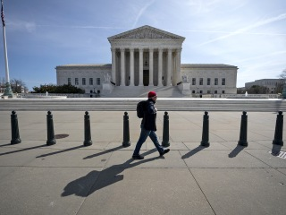 Supreme Court justices to hear oral arguments in history-making phone call