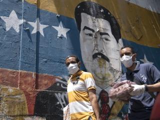 Over $3 billion raised for Venezuelan refugees amid coronavirus pandemic