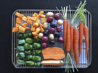 Cooking more at home? Roasting vegetables makes healthy eating easier